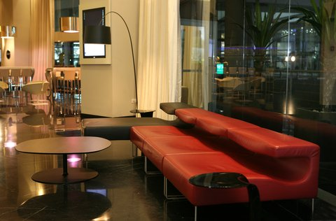 Crowne Plaza City Center Tel Aviv - Lobby Lounge