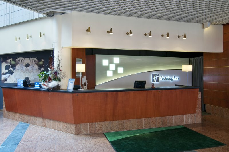 Holiday Inn Turku Lobby