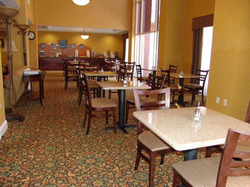 Holiday Inn Express & Suites TUSCALOOSA-UNIVERSITY - Moundville, AL