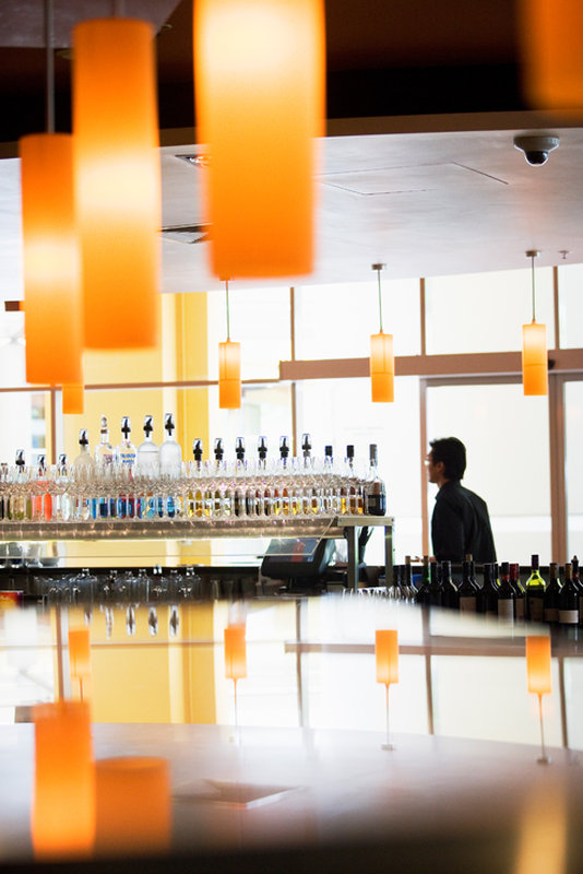 Holiday Inn Potts Point-Sydney Bár/lounge