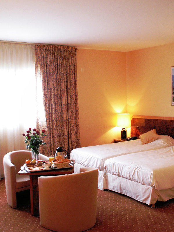 Holiday Inn Strasbourg Airport Zimmeransicht