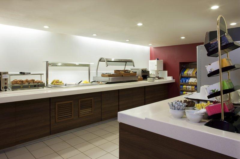 Holiday Inn Express Swindon-West M4, JCT.16 Restaurang