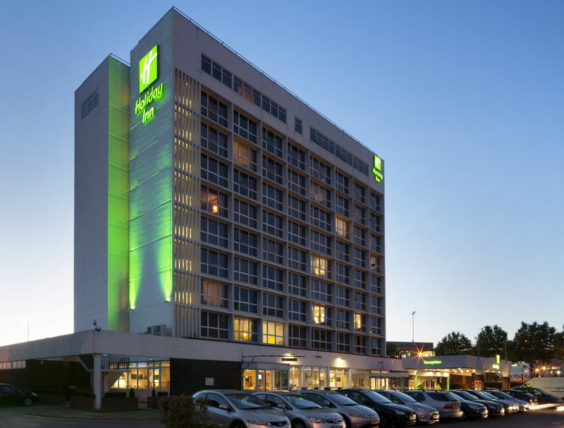 Holiday Inn Southampton 外観