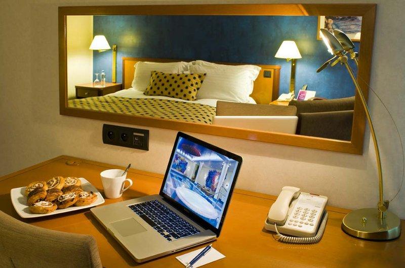 Radisson Blu Centrum Hotel Warsaw Suite