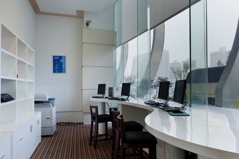 Holiday Inn Express Zhabei Shanghai Overige
