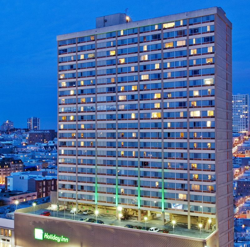 Holiday Inn  SAN FRANCISCO-GOLDEN GATEWAY Dış görünüş