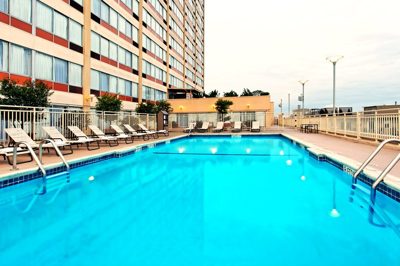 Holiday Inn  SAN FRANCISCO-GOLDEN GATEWAY Billede af pool
