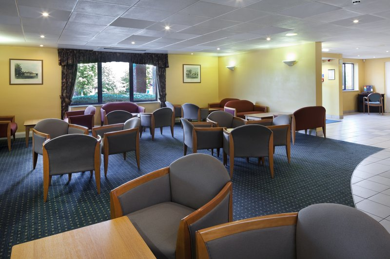 Holiday Inn Express Stafford M6, JCT.13 Bar/Lounge