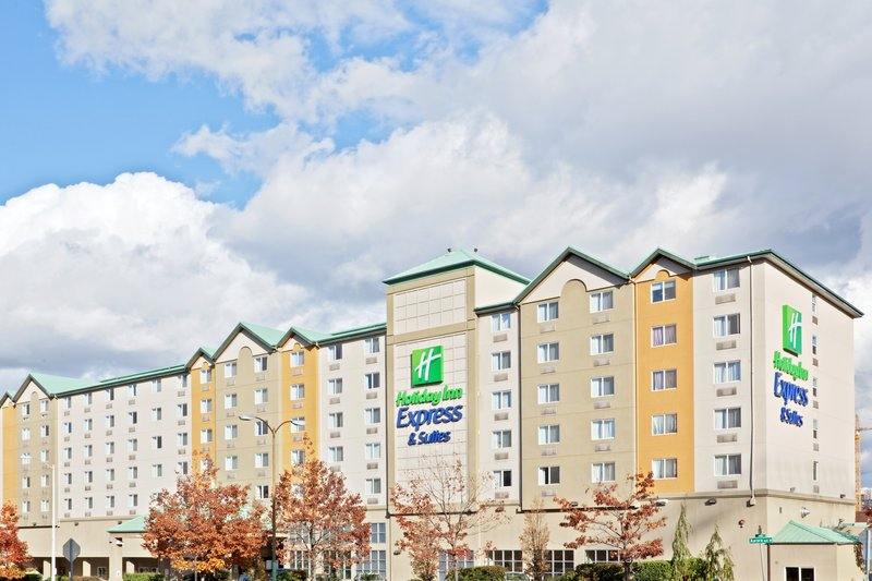 Holiday Inn Express Seattle-City Center Kilátás a szabadba
