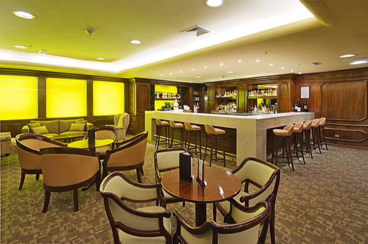 Crowne Plaza Hotel Santiago Bar/Lounge