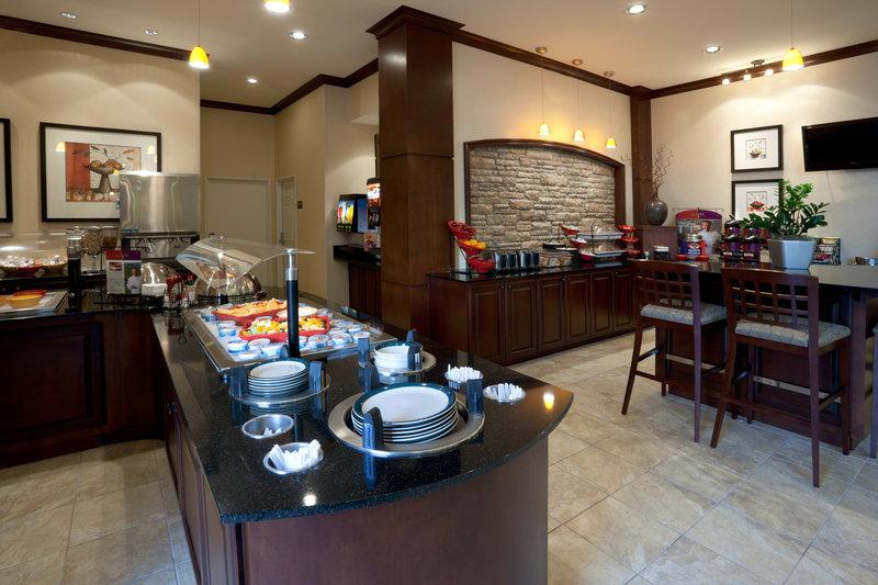 Staybridge Suites San Antonio Sea World Gastronomy