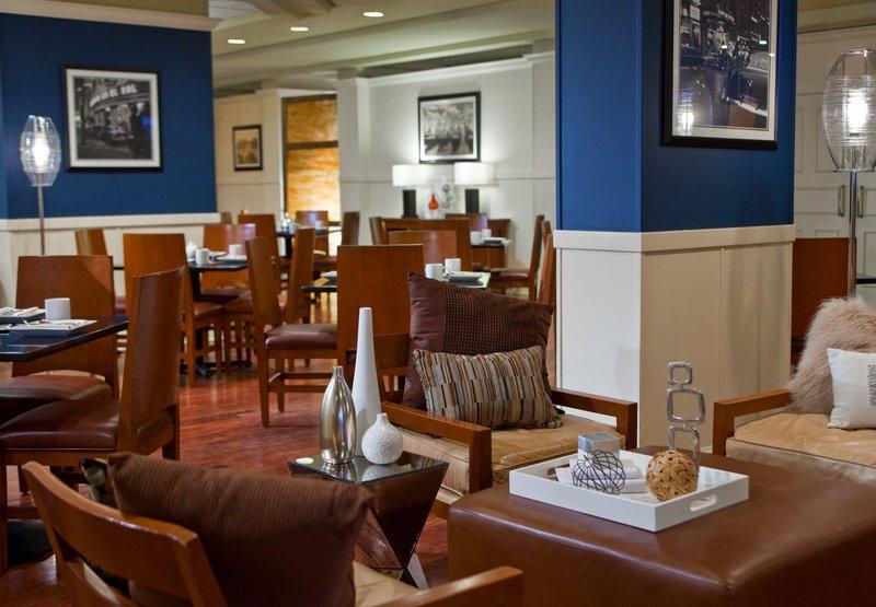 Renaissance Washington, DC Dupont Circle Hotel Gastronomia