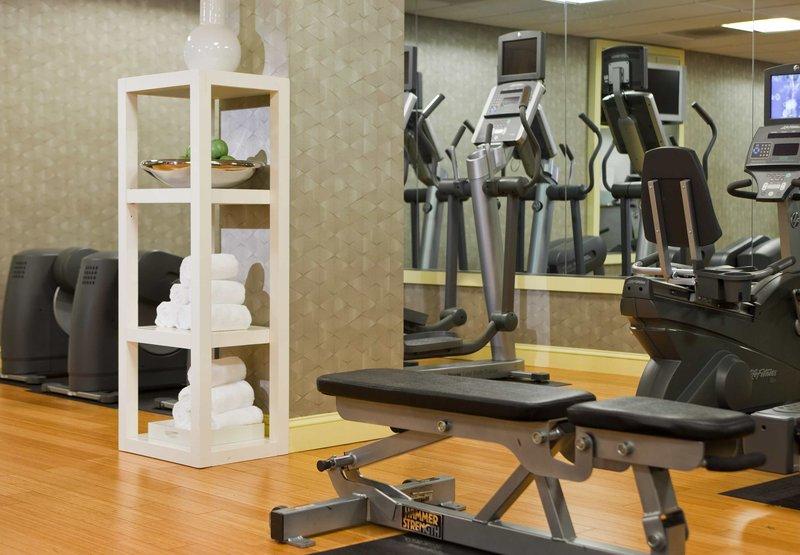 Renaissance Washington, DC Dupont Circle Hotel Klub Fitness