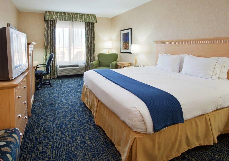 Holiday Inn Express Hotel & Suites Sacramento Airport Natomas 客室