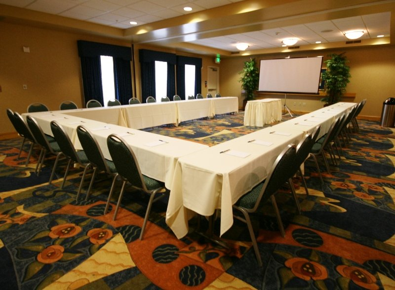 Holiday Inn Express Hotel & Suites Sacramento Airport Natomas 会议厅