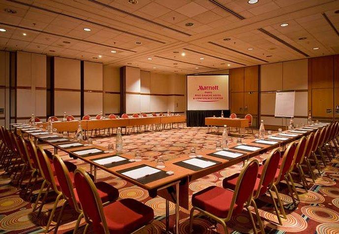Paris Marriott Rive Gauche Hotel & Conference Center Tagungsraum
