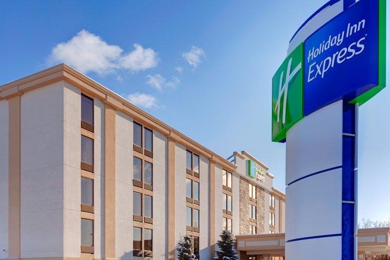 Holiday Inn Express FLINT-CAMPUS AREA - Flint, MI