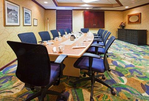 Holiday Inn Fairmont Hotel - Boardroom