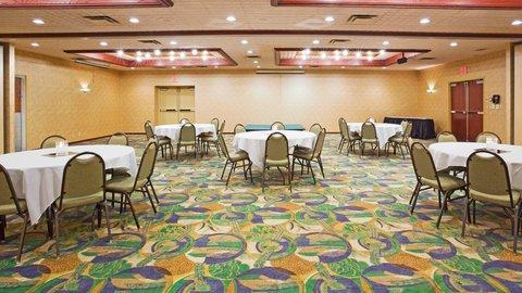 Holiday Inn Fairmont Hotel - Meeting Room