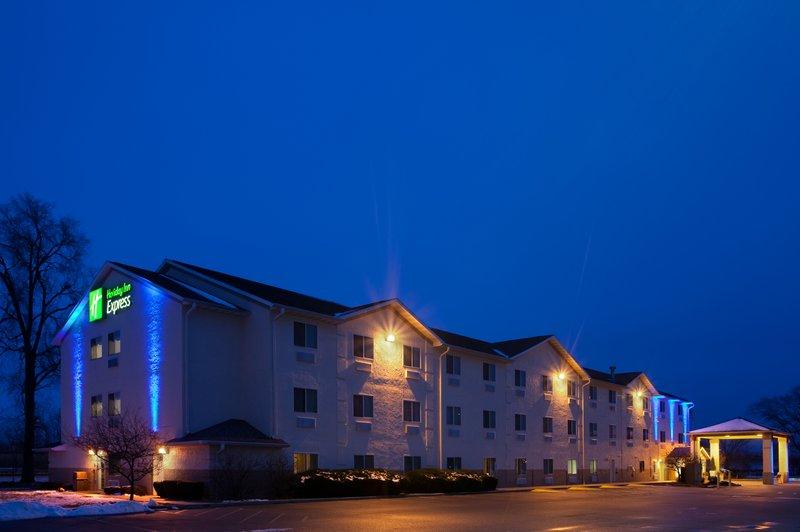 Holiday Inn Express GALESBURG - Galesburg, IL