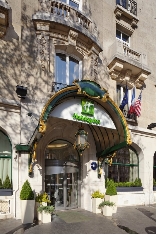 Holiday Inn Paris-Bastille Buitenaanzicht