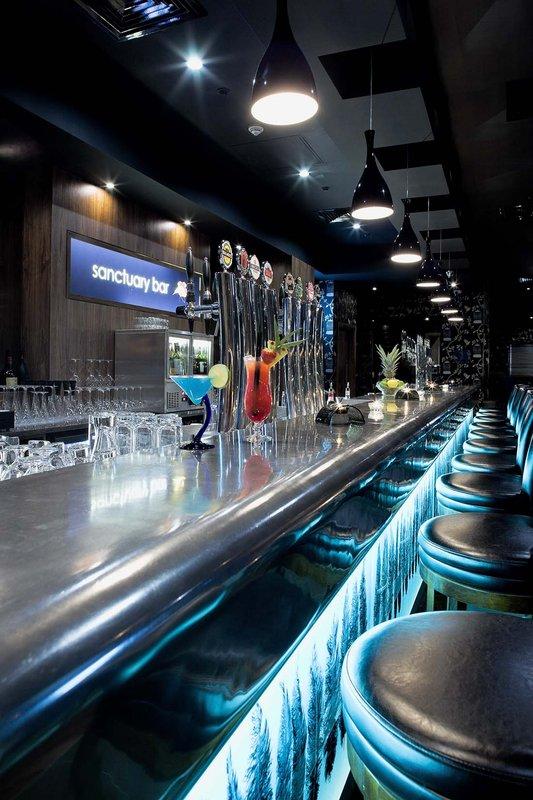Crowne Plaza Hotel Dublin-Blanchardstown Sala klubowa