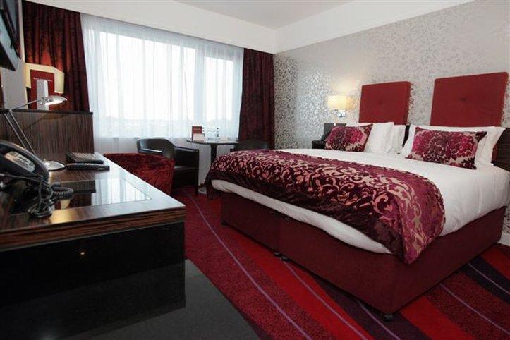 Crowne Plaza Hotel Dublin-Blanchardstown Widok pokoju