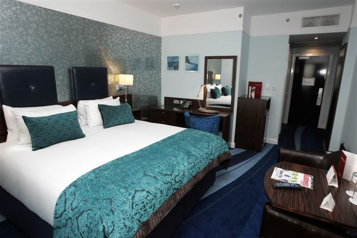 Crowne Plaza Hotel Dublin-Blanchardstown Szobakilátás