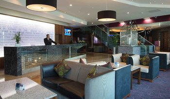 Crowne Plaza Hotel Blanchardstown - Lobby
