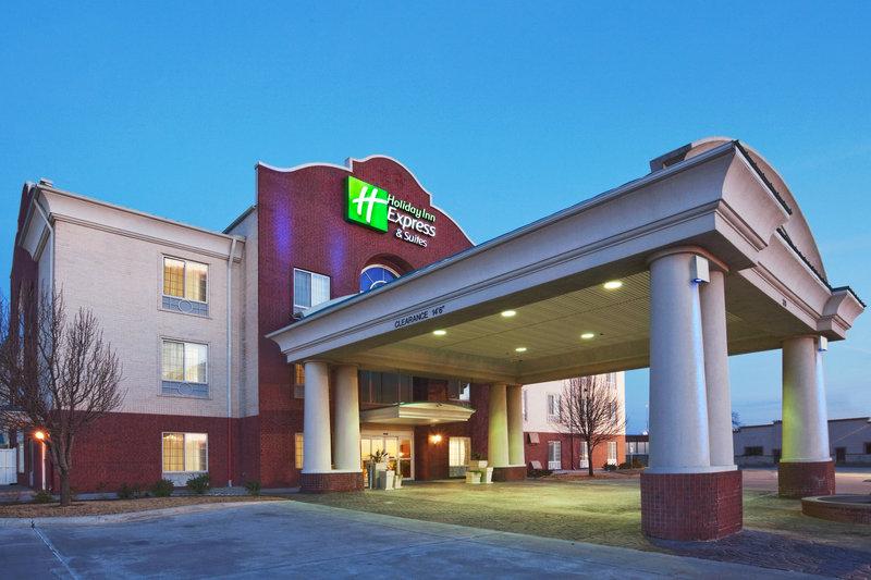 Holiday Inn Express Hotel & Suites Gainesville Kilátás a szabadba