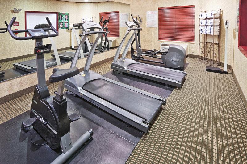 Holiday Inn Express Hotel & Suites Gainesville Fitneszklub