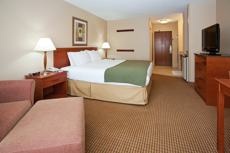 Holiday Inn Express GLENWOOD SPRINGS (ASPEN AREA) - Glenwood Springs, CO