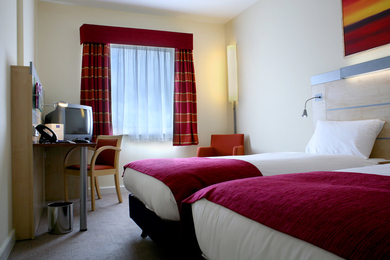 Express By Holiday Inn Dublin Airport Vista do quarto
