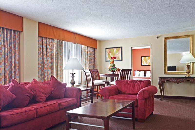 Holiday Inn Chicago O'Hare Area Vista de la habitación