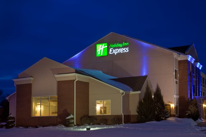Holiday Inn Express O'NEILL - Inman, NE