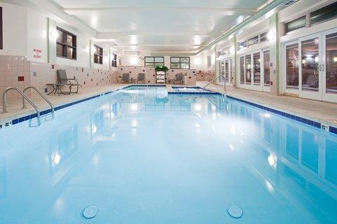 甘尼森快捷假日套房酒店 - Swimming Pool  Holiday Inn Express - Gunnison  Colorado