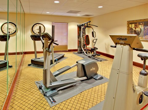 Holiday Inn Express & Suites GREENWOOD - Fitness Center