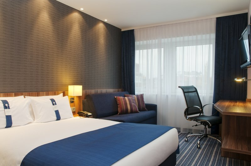 Holiday Inn Express Hamburg City Centre 客室