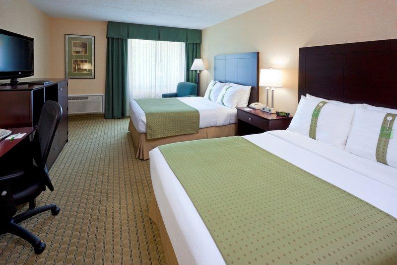 Holiday Inn HASBROUCK HEIGHTS-MEADOWLANDS - Mahwah, NJ
