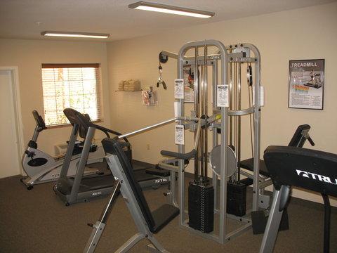 Candlewood Suites Hattiesburg Hotel - Fitness Center