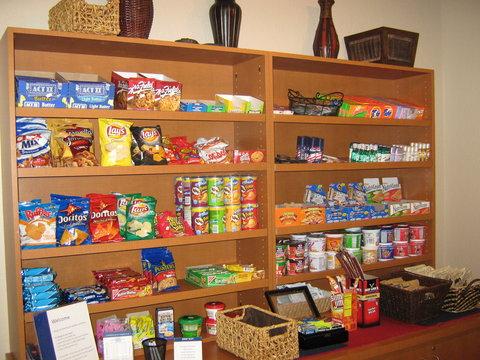 Candlewood Suites Hattiesburg Hotel - Gift Shop-Cupboard