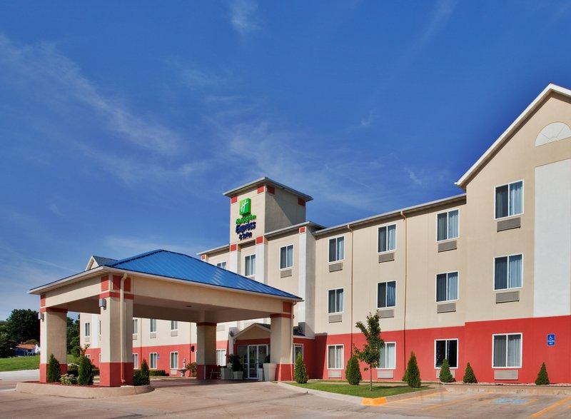 Holiday Inn Express Hotel & Suites Hannibal Außenansicht