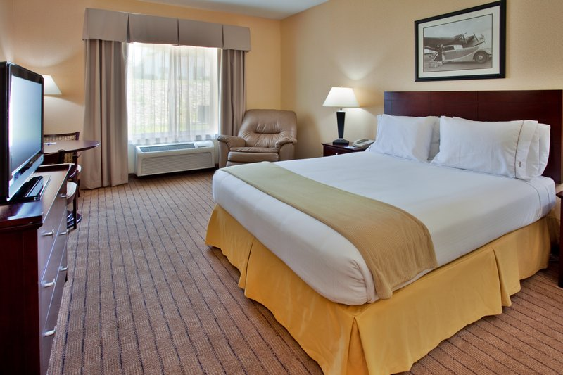 Holiday Inn Express Hotel & Suites Hannibal Zimmeransicht