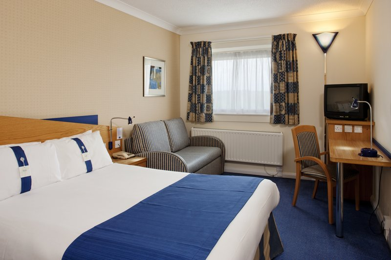Holiday Inn Express Oxford-Kassam Stadium Szobakilátás
