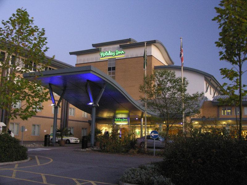 Holiday Inn OXFORD 外観