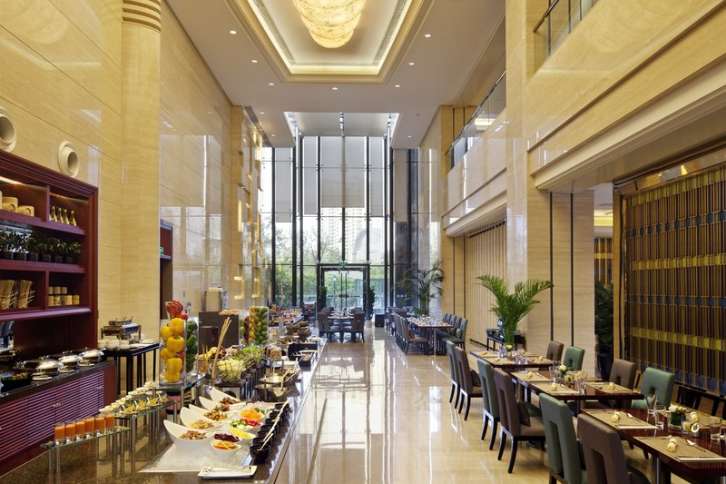 Holiday Inn Hangzhou CBD Gastronomia
