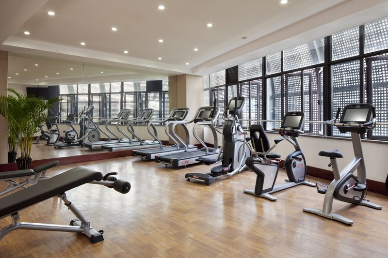 Holiday Inn Hangzhou CBD Klub Fitness