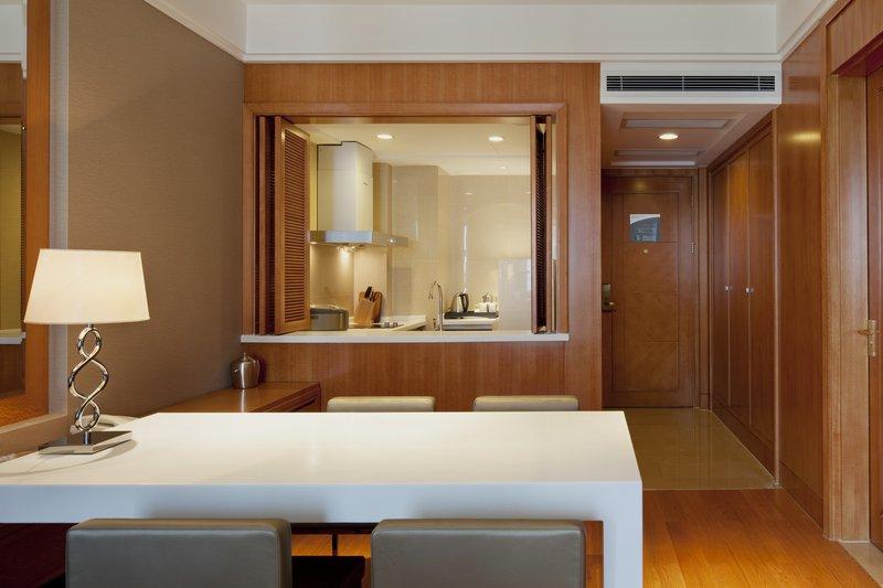 Holiday Inn Hangzhou CBD Huonenäkymä