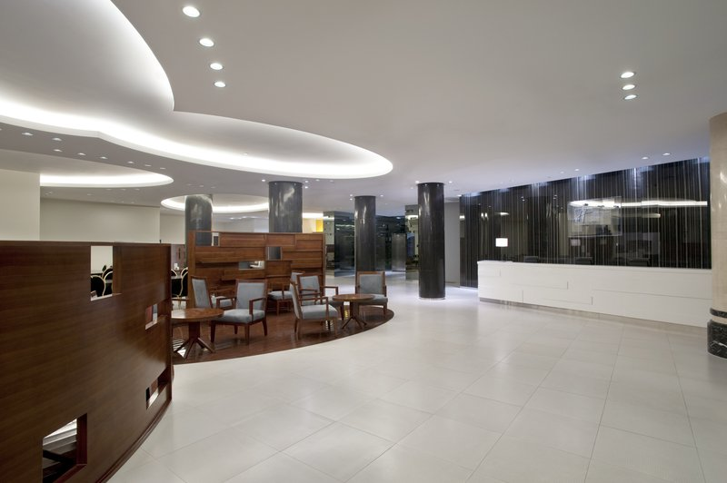 Holiday Inn Express Hangzhou Grand Canal Lobby