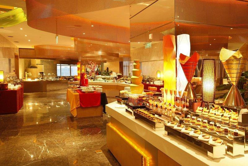 Holiday Inn Xiaoshan Hangzhou Restaurang